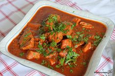 Pork Recipes, Cooking Recipes, Romanian Food, Goulash, Thai Red Curry, Stew, Food And Drink, Dinner, Ethnic Recipes