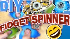 FIDGET SPINNER | DIY | mit Kugellager selber bauen - YouTube Youtube, Ball Storage, Thanks, Projects, Youtubers, Youtube Movies