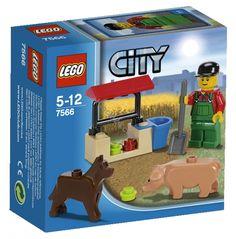 2013 LEGO CITY CARGO 60020 CARGO TRUCK *NIB ON HAND GREAT GIFT