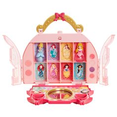 Disney Princess Little Kingdom Storytelling Makeup Sets