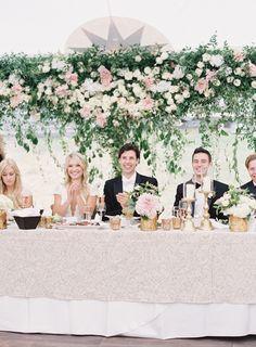Cake: The SweetSide - ilovethesweetside.com/ Event Planning + Design: VOWS Wedding & Event Planning - http://www.vowswedding.com Floral Design: Flora Nova Design - http://www.stylemepretty.com/portfolio/floranovadesign   Read More on SMP: http://www.stylemepretty.com/2016/03/24/chic-backyard-farm-wedding-in-washington/