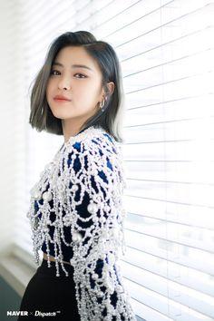 Dispatch X Itzy-Ryujin South Korean Girls, Korean Girl Groups, Asian Hotties, New Girl, Kpop Girls, Mini Albums, Asian Girl, Asian Ladies, Fandom