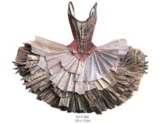 Peter clark paper collage dress list=paper_fashion from Popgloss - a daily womens shopping magazine with the latest and best designed womens clothing, boots, bags, jewelry accessories and makeup Paper Fashion, Paper Dolls, Art Dolls, Art Du Collage, Georges Braque, Mixed Media Art, Altered Art, Paper Cutting, Art Journals