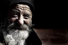 Beautiful old people photography {Part 3}