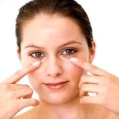 Tips To Get Rid Of Dark Circles Under Eyes