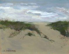 Anne Packard Print Dunes