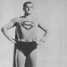 50 Rules for Dads of Daughters {by Michael Mitchell} because daddy will b her first superhero Original Superman, Real Superman, Batman, Marvel Dc, George Reeves, Adventures Of Superman, Old Tv Shows, Save The Day, Classic Tv