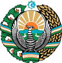 Brasão de armas do Uzbequistão