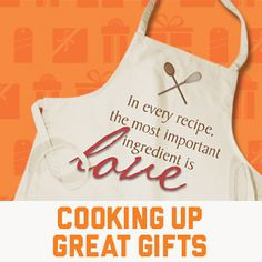 Cook Up Custom Gifts with Big Frog!