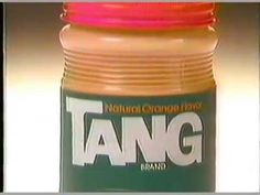 1983 Tang Drink Commercial