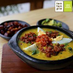 El Arroz Atollado, con variedades de carnes y una textura asopada, lo convierte en una especialidad única de nuestra región. Disfruta de nuestro Arroz Atollado, con todo el sabor vallecaucano en Tentenpie. 💖🍲😋#ComidaVallecaucana #CocinaVallecaucana #Cocinacali