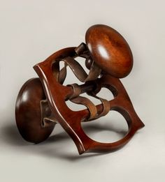 Casa Calvet doorknob, Antoni Gaudi (collection of Museu Modernisme Catala)