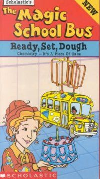 April 1, 2014. MSB Gets Ready, Set, Dough! On Ms. Frizzle's birthday, the bus gets baked into a cake.