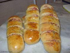 Aprenda a preparar a receita de Pão segura marido!!