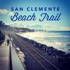 The San Clemente Beach Trail