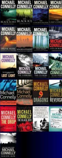 Author: Michael Connelly / Harry Bosch Series