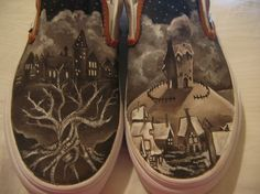 HP shoes!
