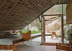 compacte vakantiehuis