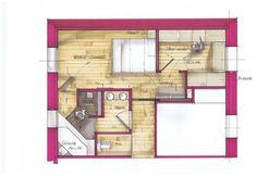 suite parentale dans moins de 15m2 projet pinterest. Black Bedroom Furniture Sets. Home Design Ideas