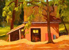 Adam Noonan - Ken's Shack - Winchester Galleries