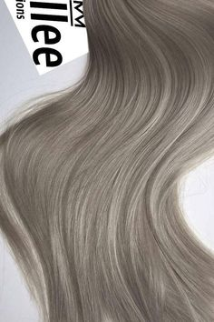 Wheat Blonde Tape Ins - Silky Straight - Remy Human Hair Ashy Blonde, Honey Blonde Hair, Cool Blonde, Balayage Hair Blonde, Blonde Ombre, Honey Balayage, Haircolor, Brown Ombre Hair, Short Brown Hair