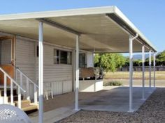 Aluminum Porch Roof For Mobile Home