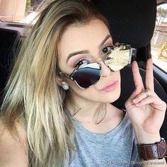 Blogueira Mariana Saad dá dicas de como cuidar do cabelo loiro no verão: 'Sol é meu inimigo capilar'