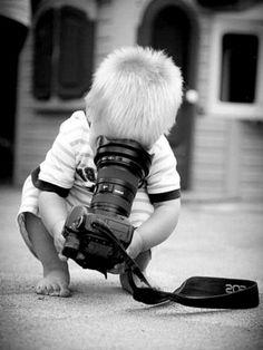 Il n'y a pas d'âge pour se mettre au selfie...