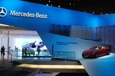 Booth Design Mercedes