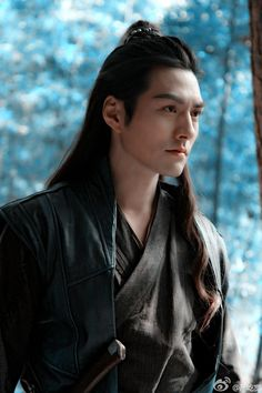 Long Black Hair Men Character Inspiration Most Popular Ideas Asian Men Long Hair, Long Black Hair, Long Hair Man, Men With Long Hair, Black Characters, Man Character, Character Design, Chinese Man, My Hairstyle
