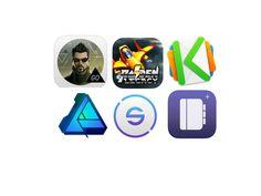 Zlacnené aplikácie pre iPhone/iPad a Mac #46 týždeň