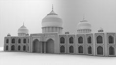 Curso Maya 3D Modelagem Arquitetônica, durante o curso o aluno vai aprender todo o processo de modelagem de uma cena produzindo por completo o prédio