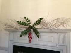 Colonial Christmas Decorations at Patrick Henry's Scotchtown