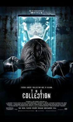 """""""The Collection"""" #movies #film #scaredmesomuch"""