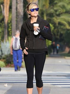SPOTTED: Wild star Reese Witherspoon sports the Escape Luxe Jumper for a coffee out in LA
