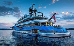 Feadship's Madame Gu 99m | Yacht Network