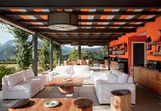 Casa na serra tem marca de Chicô Gouvêa em todos os detalhes - Casa