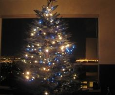 Computer-controlled music-synchronized Flashing Christmas Tree Lights
