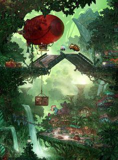 http://disney.wikia.com/wiki/File:Zootopia_Concept_Art_03.jpg