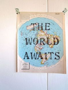 The world awaits! www.eliabroad.org #ELIAbroad #travel #seetheworld