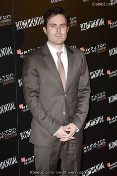 Casey Affleck  The 2013 Hamilton Behind The Camera Awards...More pic... http://www.icelebz.com/events/the_2013_hamilton_behind_the_camera_awards/