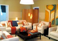 desingn intérieur colorée | Decoration salon coloré10