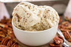 Recipe: Buttered Pecan Ice Cream
