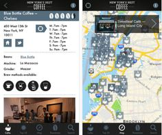 App Helps You Find the Best Coffee in Town | Chic Traveler