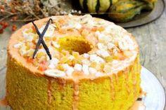 Fluffosa alla carota Chiffon Cake, Muffin, Sugar, Breakfast, Desserts, Food, Food Cakes, Morning Coffee, Tailgate Desserts