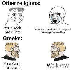 Really Funny Memes, Stupid Funny Memes, Funny Relatable Memes, Haha Funny, Funny Stuff, Best Memes, Dankest Memes, History Memes, Puns