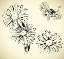 Image result for Gerbera tattoo designs