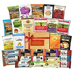 #1BestSeller ♡ #Healthy #Snacks #Care #Package. A #Non-GMO #Variety #Pack Assortment. ( 30 Count ) ♡ 😀 https://www.amazon.com/gp/product/B016CDFHPG?ie=UTF8&tag=globa0f5-20&camp=1789&linkCode=xm2&creativeASIN=B016CDFHPG