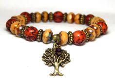 Hippie Tree of Life Bracelet – BlueStoneRiver
