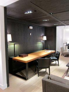 Christian Liaigre's Upper East Side Showroom